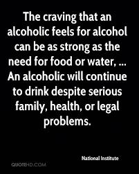 Alcoholic Quotes Interesting National Institute Quotes QuoteHD