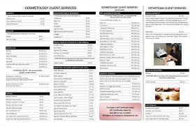 9+ Salon Price List Templates | Free Samples, Examples, Formats ...