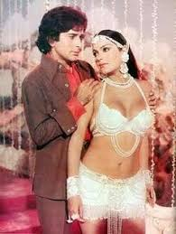 Image result for ZEENAT WITH SHASHI KAPOOR