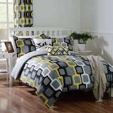 black and yellow duvet cover sweetgalas