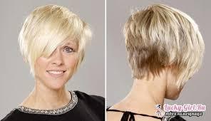 Strihanie Asymetrickénajlepšie účesy Pre Krátke A Dlhé Vlasy