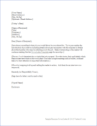 Template For Cover Letter Resume Resume Cover Letter Template For