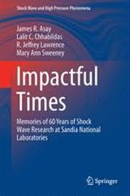 Chapter 9 Memories of Shock Wave Research at Sandia   SpringerLink