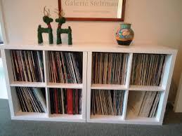 vinyl record storage furniture. IKEA Vinyl Record Storage White KALLAX Furniture