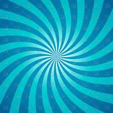 Blue Pattern Background Stunning Blue Swirling Radial Pattern Background Vector Image Vector