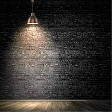 wood floor and wall background. 10x10 Ft Black Brick Wall Background Lamp Light Vintage Dark Interior  Photography Backdrops With Wood Floor Wood Floor And Wall Background