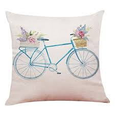 printed pillow cases. Lavany Pillow Cases, Covers Floral With Words Printed Pillowcases Cushion Home Car Sofa Decorative (F) Cases