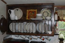 Wooden Plate Racks For Kitchens Plate Rack Shelves Plate Racks For Wall Antique Wall Plate Rack