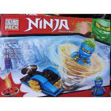Đồ chơi lắp ráp Lego Ninjago Jay Season phần 11 Ninja Xếp Mô Hình  Minifigures con quay lốc xoáy PRCK 61027 lẻ 1 tại Sóc Trăng