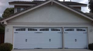 Amarr Steel Carriage Garage Door Thousand Oaks Archway Side Opening