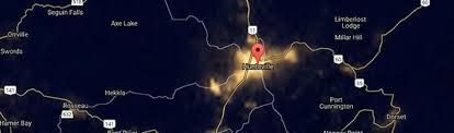 lighting pictures. Map Pointing To Huntsville Lighting Pictures
