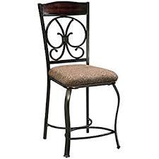 Amazon Ashley Furniture Signature Design Glambrey Barstool
