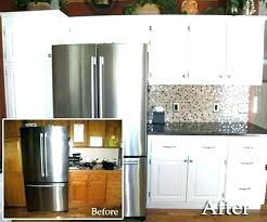 average cost to paint kitchen cabinets. Cost To Paint Kitchen Cabinets Average S Refinishing .
