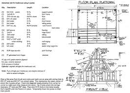 Cool Tree House Plans   Learn how to build a tree housetree house plan