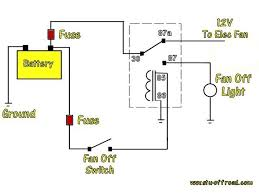 relay wiring diagram 4 pin wiring diagram 4 pin relay wiring diagram horn and schematic
