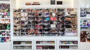 makeup collection and organization desi perkins