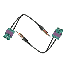 bmw wire promotion shop for promotional bmw wire on aliexpress com two wiring for bmw audi seat skoda vwstereo aftermarket connectorradio antenna adapter