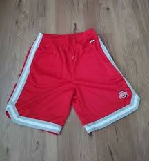 We retweet all things important about ohio state hoops news, recruiting and team information! Ohio State Mens Basketball Athletic Shorts Pockets Small Red White Ncaa 19 99 Picclick