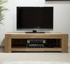 stylish chic oak tv cabinet st ives oak wide low tv cabinet oak tv stands solid oak tv stand designs