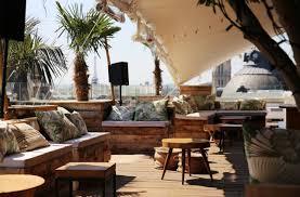 Le Perchoir Marais X Le Danemark Rooftop Doors And Bar