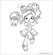Girly Coloring Pictures Girly Coloring Pages Colouring To Print For