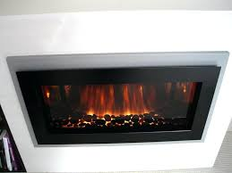 menards electric wall fireplaces
