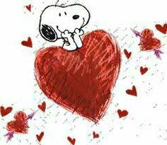 Image result for hearts snoopy