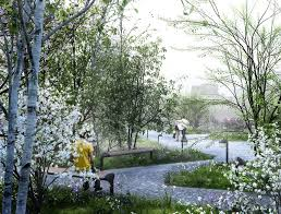 Small Picture Garden Bridge moves to construction despite controversy