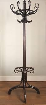 Antique Standing Coat Rack Adorable Antique Standing Coat Rack Thonet Bentwood Coat And Hat Stand In 32