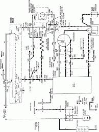 Starter motor wiring diagram chevy ford remote solenoid relay manual tractor circuit 840