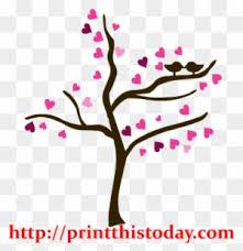 love birds in tree clipart. Interesting Tree Love Birds Tree Clip Art  In Clipart On