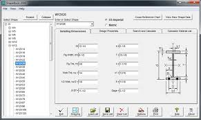 Structural Steel Unit Weight Chart Isi Structural Steel Unit Weight Table Software