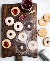 How to make traditional austrian jam cookies linzer torte's are the worlds oldest cake. Recipes Blog Recipe For Austrian Linzer Augen From Holiday Cookies And Giveaway Of The Cookbook And Three Zabar S Natural Fruit Spreads