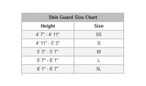 Nike Mercurial Lite Shin Guards Size Chart Soldes Nike
