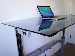 rebel desk makes standing or sitting at work easy and optional cult of mac