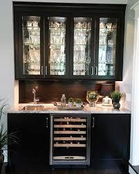 wet bar lighting. wet bar kitchen cabinet the is in dark wood with lighting