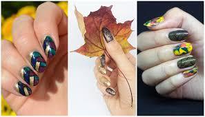 Nails From Czech Ohákni Své Nehty Do Podzimu 22