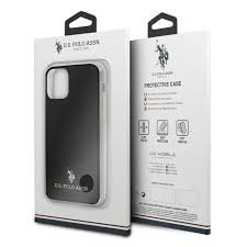 Original faceplate case US Polo© USHCP12LTPUHRWH iPhone 12 PRO MAX white