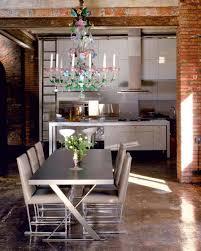 Modern Loft With Industrial Bricks Element For Apartment Ideas - Industrial apartment