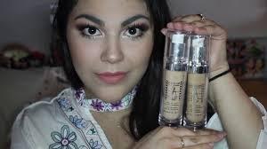 makeup atelier paris waterproof foundation first impression