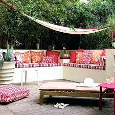 moroccan garden furniture. Moroccan Garden Furniture Vivid Colours For Cushions Small Gardens Blog Outdoor Uk S