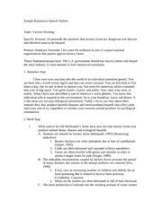 sample persuasive speech outline comm sample persuasive  4 pages sample persuasive speech outline 1