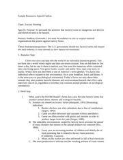 sample persuasive speech outline comm sample persuasive 4 pages sample persuasive speech outline 1