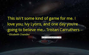 Elizabeth Chandler quotes: wise famous quotes, sayings and quotations by  Elizabeth Chandler