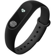 Secba <b>Y11</b> OLED <b>Smart Bracelet</b> Heart Rate Pedometer Sedentary ...