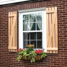 batten shutters board and batten z shutter in premium white pine or cedar diy board and batten shutters arched board