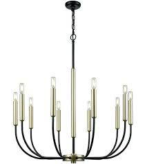 lighting light inch black and soft gold chandelier ceiling 10 willow crystal chandeliers