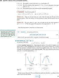 eample 8 describe the graphs of a 4
