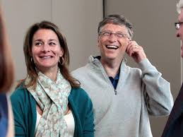 The two first met while working at microsoft company. Bill And Melinda Gates Marriage Kids And Net Worth In Photos