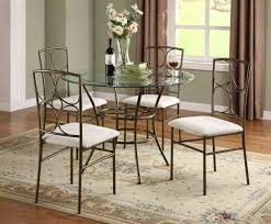 Glass Kitchen Tables Round Small Round Kitchen Table Small Kitchen Tables And Chairs Image